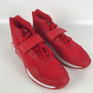 Nike Shoes - Nike Air Force Max '19 Shoes 15.5 Red AR4095 603